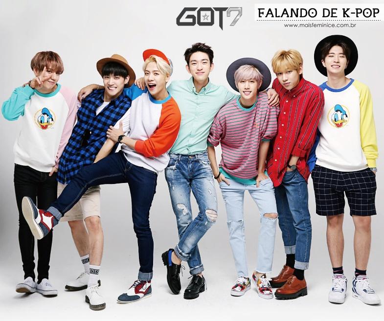 Falando de K-pop GOT7