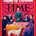 GAME OF THRONES CAST DOES PHOTO SPREAD FOR 'TIME' MAGAZINE