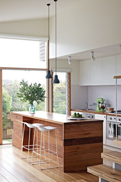 Kitchens with lots of natural light 2