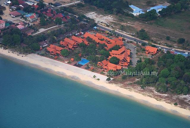Aerial View Langkawi Island
