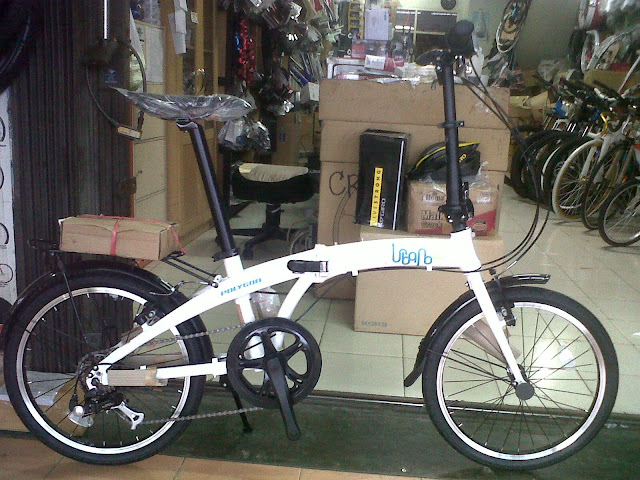 Sepeda Lipat Polygon