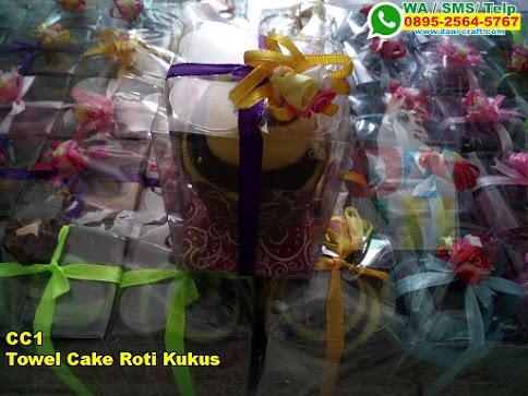 Grosir Towel Cake Roti Kukus