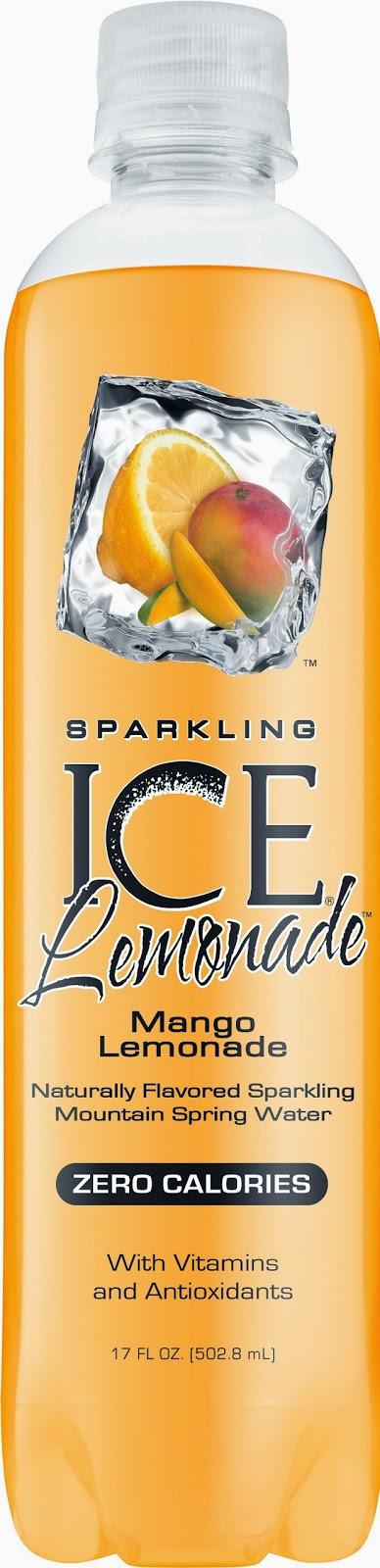 SparklingICE Mango Lemonade