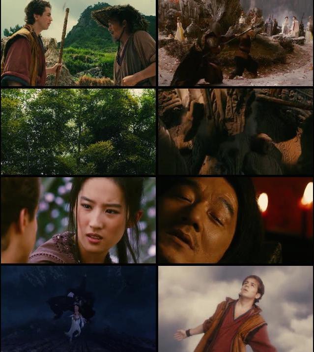 The Forbidden Kingdom 2008 Dual Audio Hindi BRRip 720p