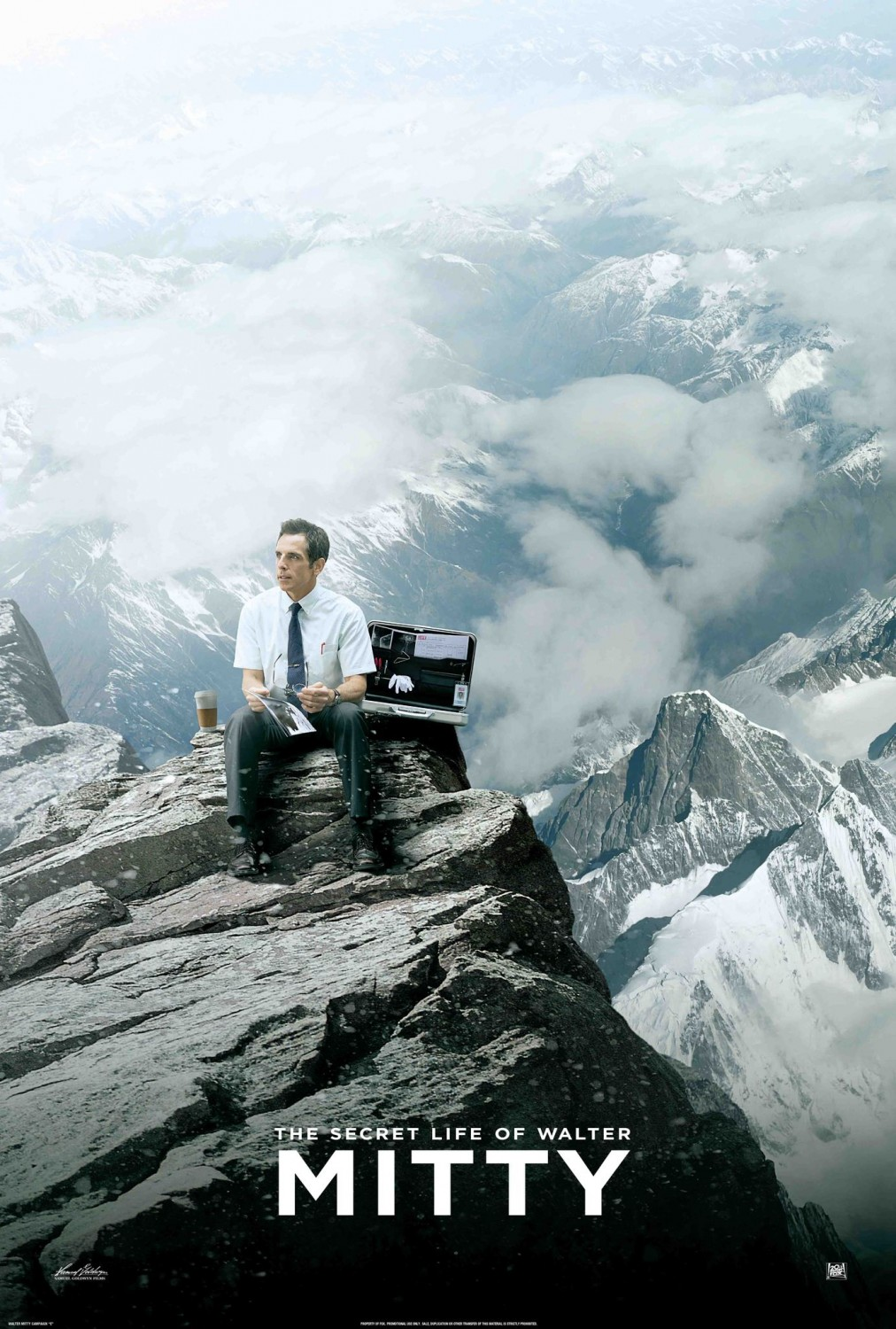 Nonton Film The Secret Life of Walter Mitty (2013)