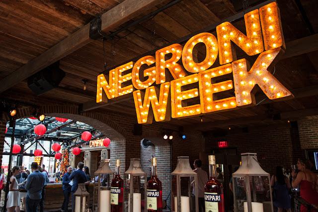 Vos podes ser parte de #NegroniWeek 2017 y ayudar a diversas causas sociales