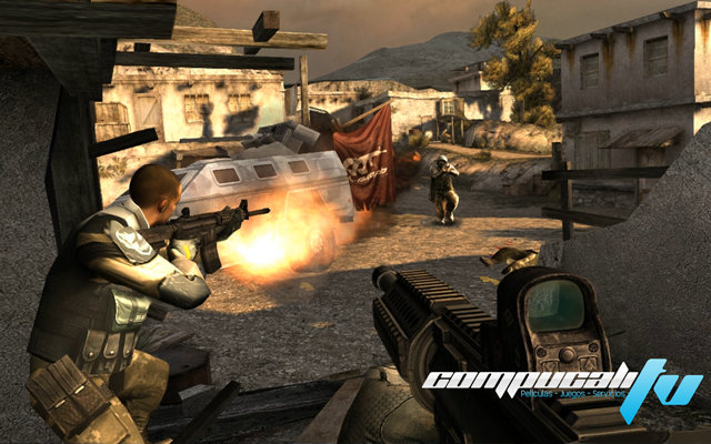 Modern Combat 3 Fallen Nation Android Apk