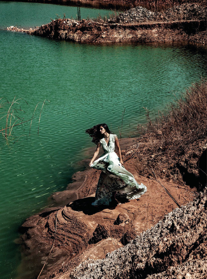Disha Patani Spicy Photoshoot for Harper's Bazaar India magazine July - August 2017
