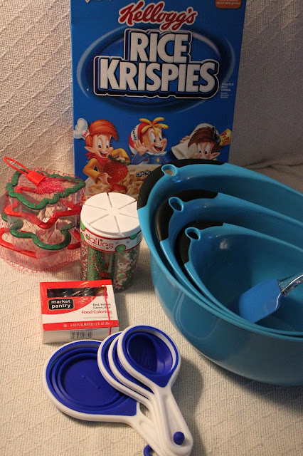Get a fantastic holiday treat recipe, and share your Rice Krispies Treats photo to help kids in need.