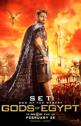 Gods of Egypt (BRRip 720p Dual Latino / Ingles) (2016)