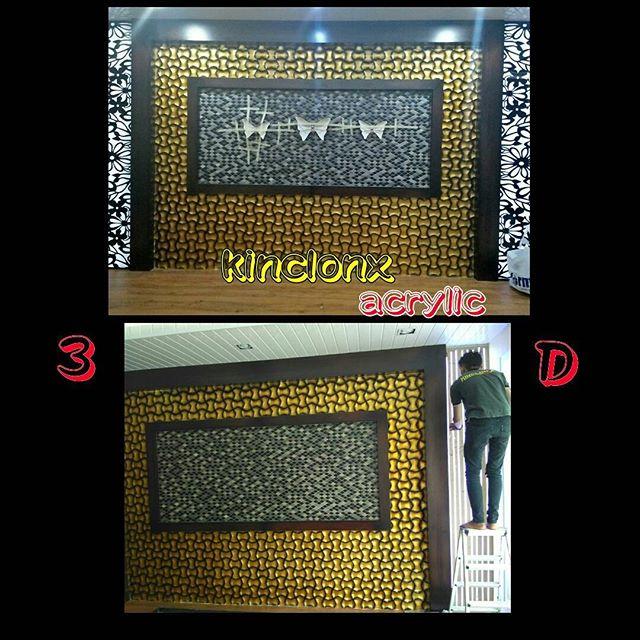 wpc 3d pt kinclonx acrylic indonesia