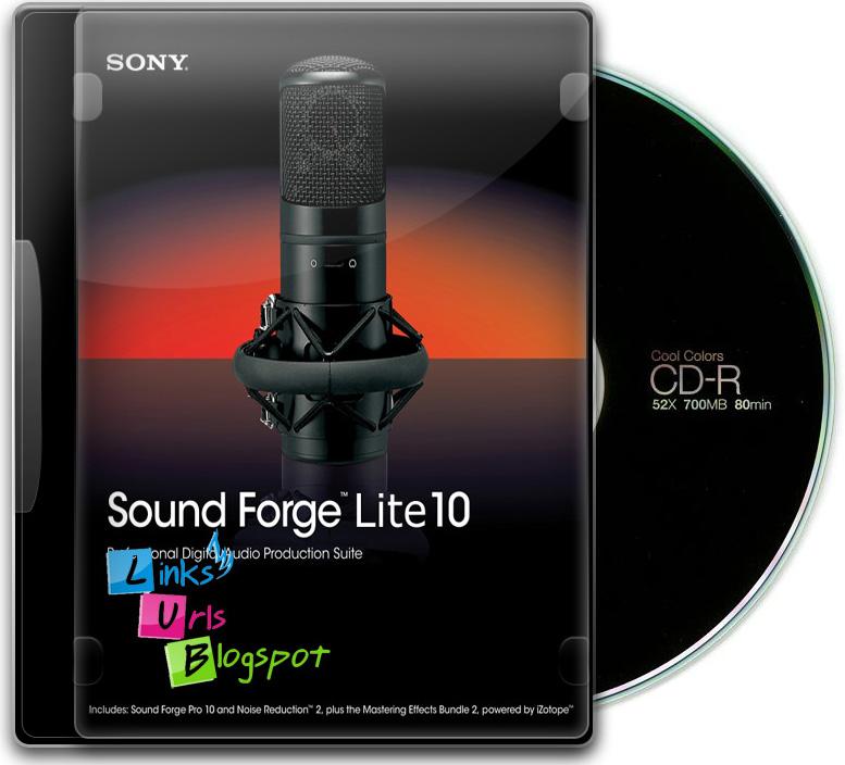 Sound forge free download (Windows)