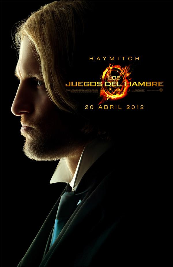 Poster de Los Juegos del hambre HAYMITCH
