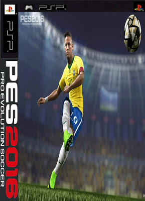 Download - Pro Evolution Soccer 2016 (PSP)