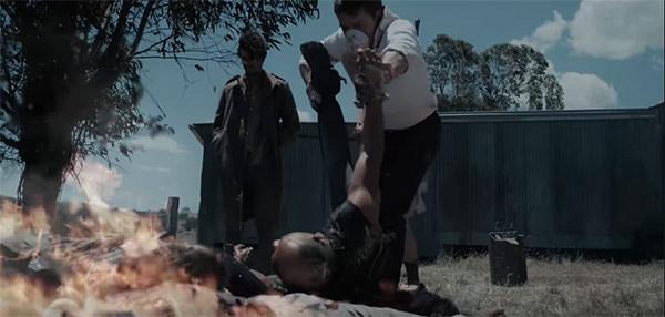 Hình ảnh phim Đại Dịch Xác Sống
