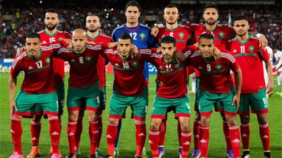 Morocco coach Herve Renard included Ayoub El Kaabi,Nabil Dirar, and Younes Belhanda   in his 23-man World Cup squad on Thursday but omitted Southampton  midfielder  Sofiane Boufal.