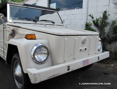 We spotted this original, 2-owner VW Thing in Birmingham, Alabama.