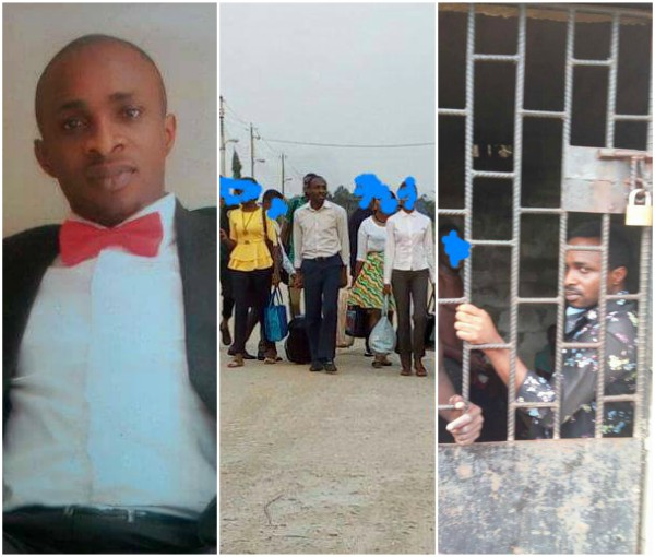 Self-acclaimed Christ who 'brainwashes followers to abandon their education and abuses them sexually, arrested