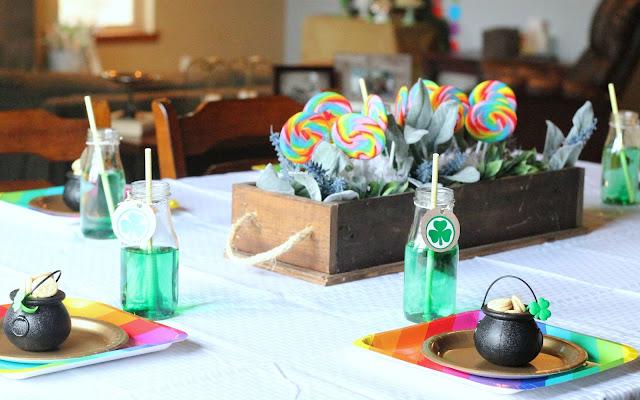 Lucky St Patrick's Day Celebration - AK Party Studio - Seattle