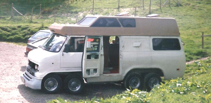 OLD VAN Archives 1972 DODGE RV 18 FOOT Camper