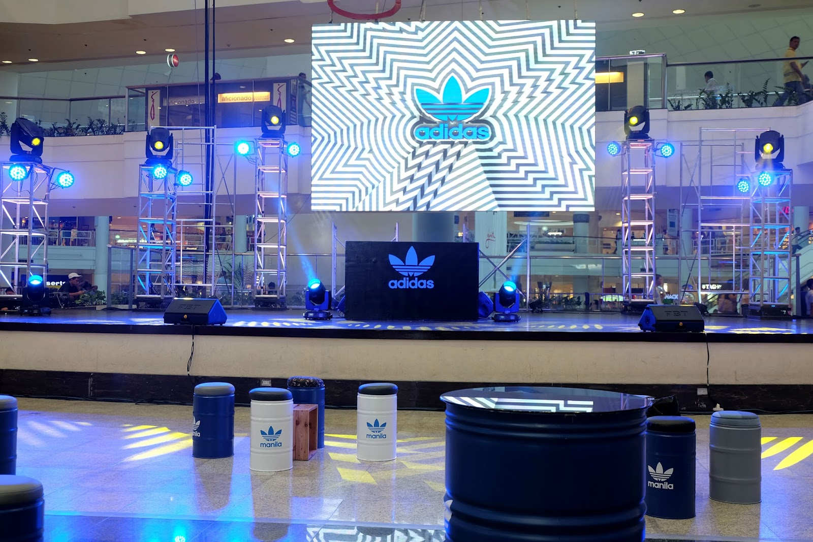uk availability e3b2c 45fa1 As the label keeps on growing up, Adidas Originals launched its retail  concept Neighborhood in Glorietta 2 last August 18, 2016.
