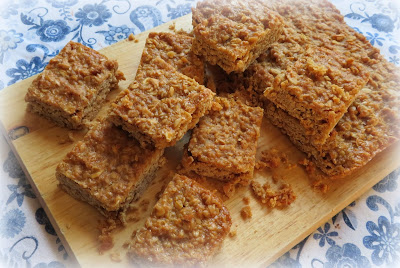 Fudgy Flapjacks