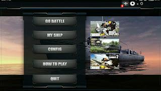 Game Kapal Perang Android