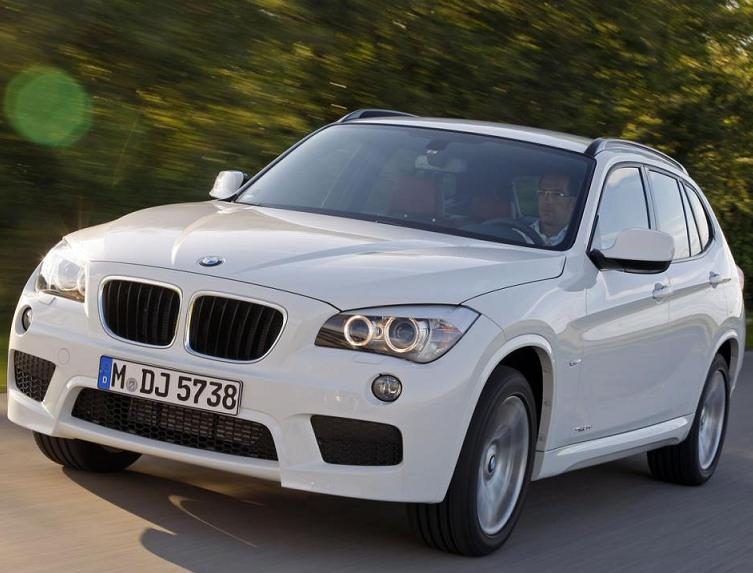 Bmw Officially Revealed Bmw X1 Sdrive20d Efficient Dynamics Edition