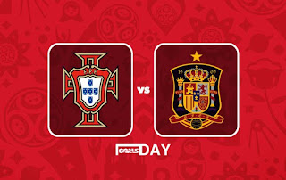 Portugal vs Spain – Highlights & All Goals
