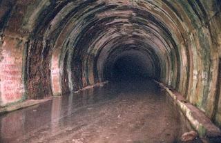 Los túneles de Bogota