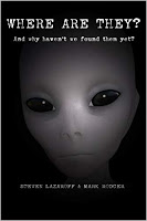 Where Are They? by Steven Lazaroff and Mark Rodger (Book cover)