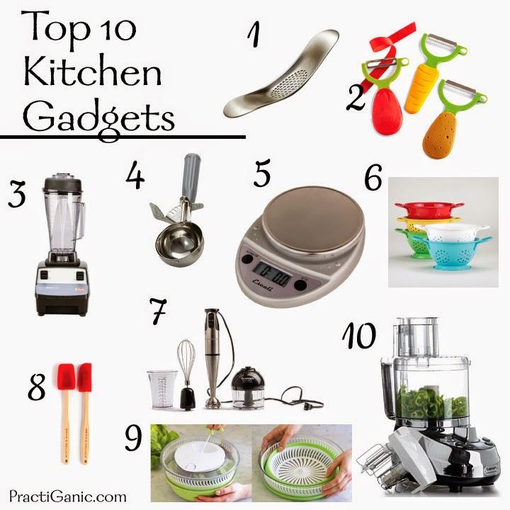 Top 10 Kitchen Gadgets