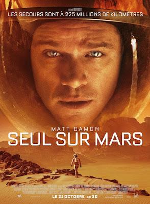 Seul sur Mars poster
