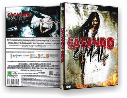 CAPA DVD – caçando o mal – ISO