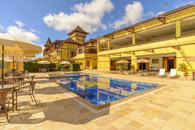 Hotel Le Renard - Campos do Jordão - SP - Gramado e Campos do Jordão têm os melhores hotéis do Brasil