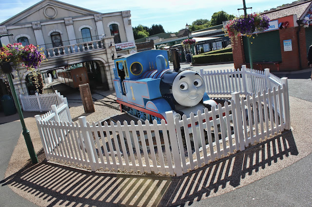 Thomas the Tank Engine, Thomasland, Drayton Manor Park