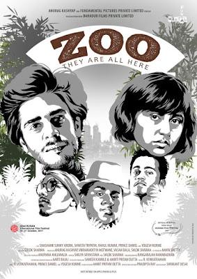 Zoo 2018 Full Hindi 720p Movie Download in Worldfree4u