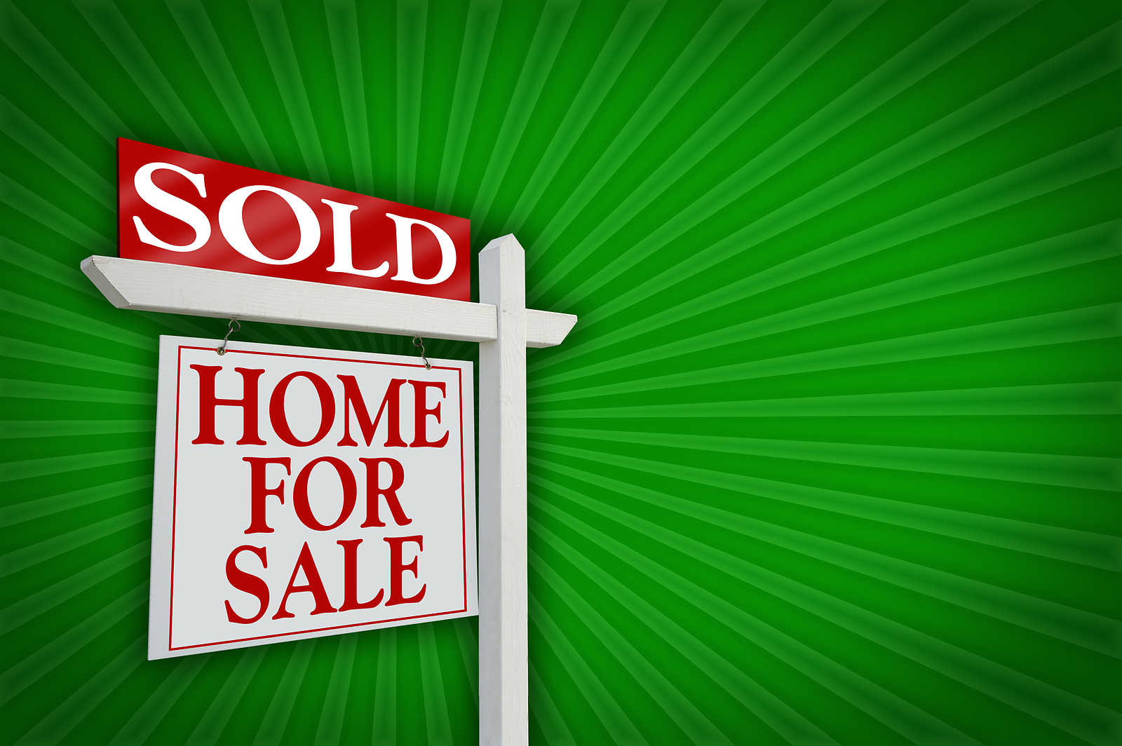 For Sale Sold Sign: Colorado Real Estate