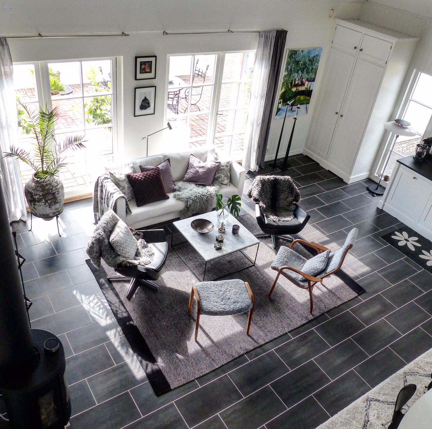 Casa Vik: Feng Shui i vardagsrummet