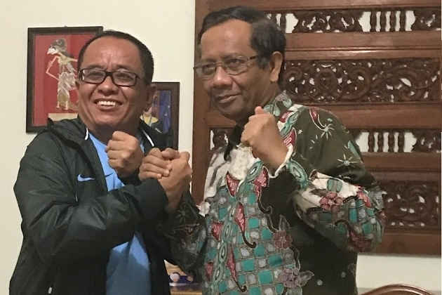 Balas Kicauan Mahfud MD Soal Ratna Sarumpaet, Said Didu: Mari Hentikan Kekerasan!!!!