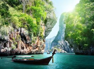 viajar a tailandia en luna de miel