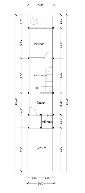 small house plan 06