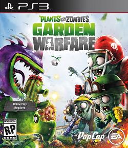 Plants vs Zombies Garden Warfare PS3 free download full version