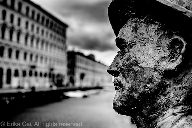Trieste, James Joyce, Statua