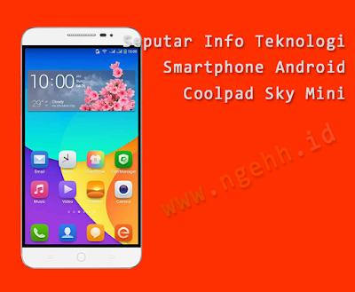 Smartphone Coolpad SKY Mini