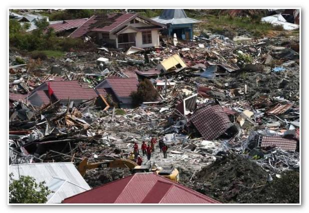 """بعد """"الكارثتين"""".. ارتفاع مفزع بعدد ضحايا إندونيسيا"""