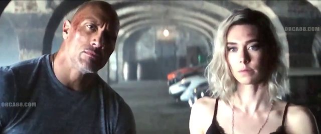 Fast & Furious Presents: Hobbs & Shaw (2019) Dual Audio [Hindi-Cleaned] 720p HDCAM Free Download