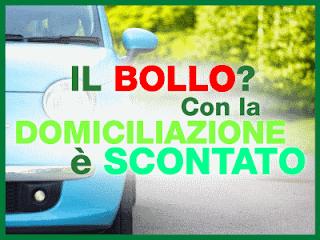 Domiciliazione Bancaria del Bollo Auto Lombardia: 10% di Sconto