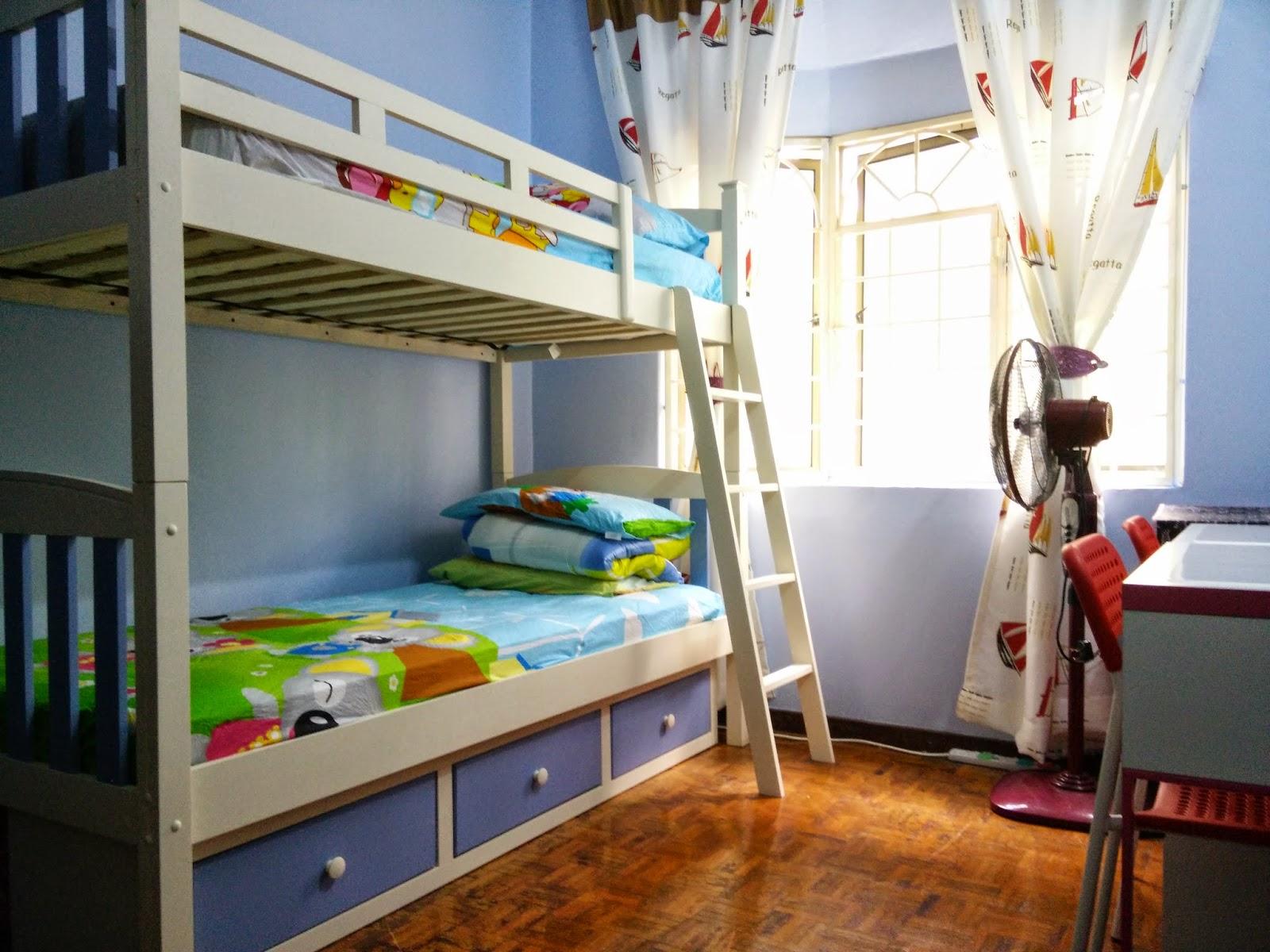 Katil 2 Tingkat Credit To Maju Home One Stop Furniture Mall Rm1350 Tidak Termasuk Harga Tilam
