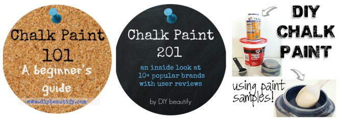 chalk paint tutorials